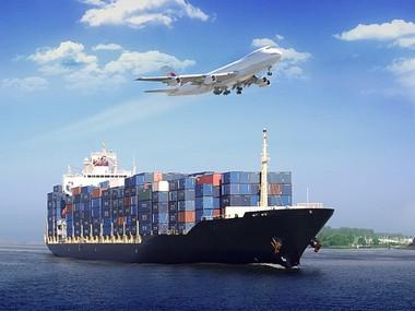 доставка из Китая самолетами и кораблями