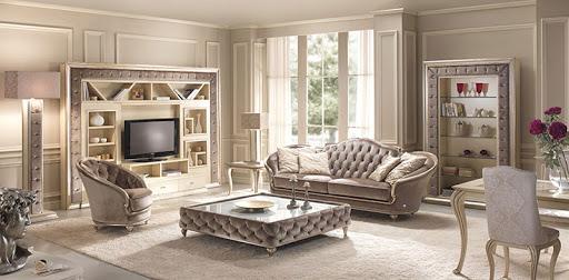 купить элитную  мебель в гостиную