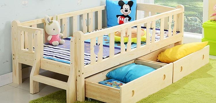 Детская кровать от 2 лет