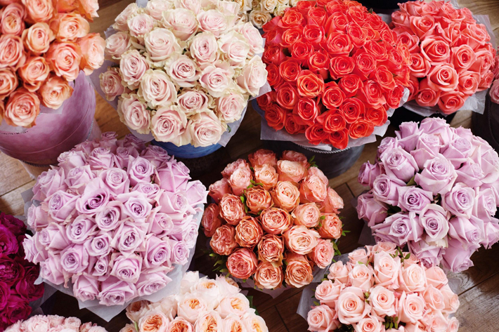 купить 101 розу Одесса