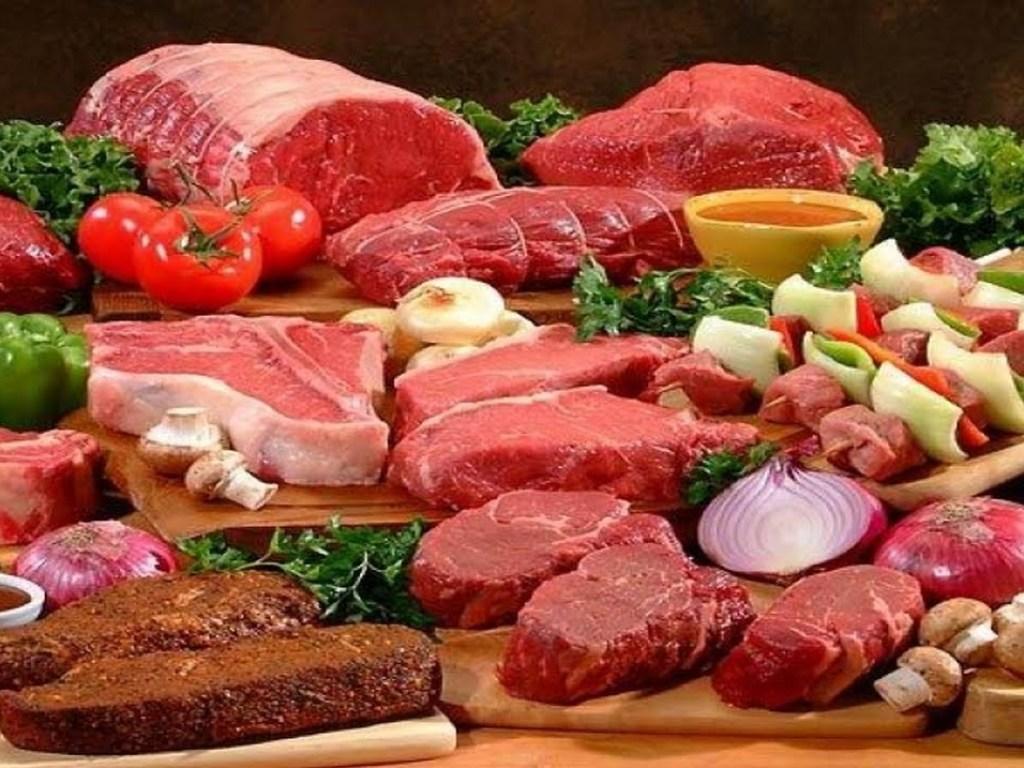 свежее мясо в Киеве