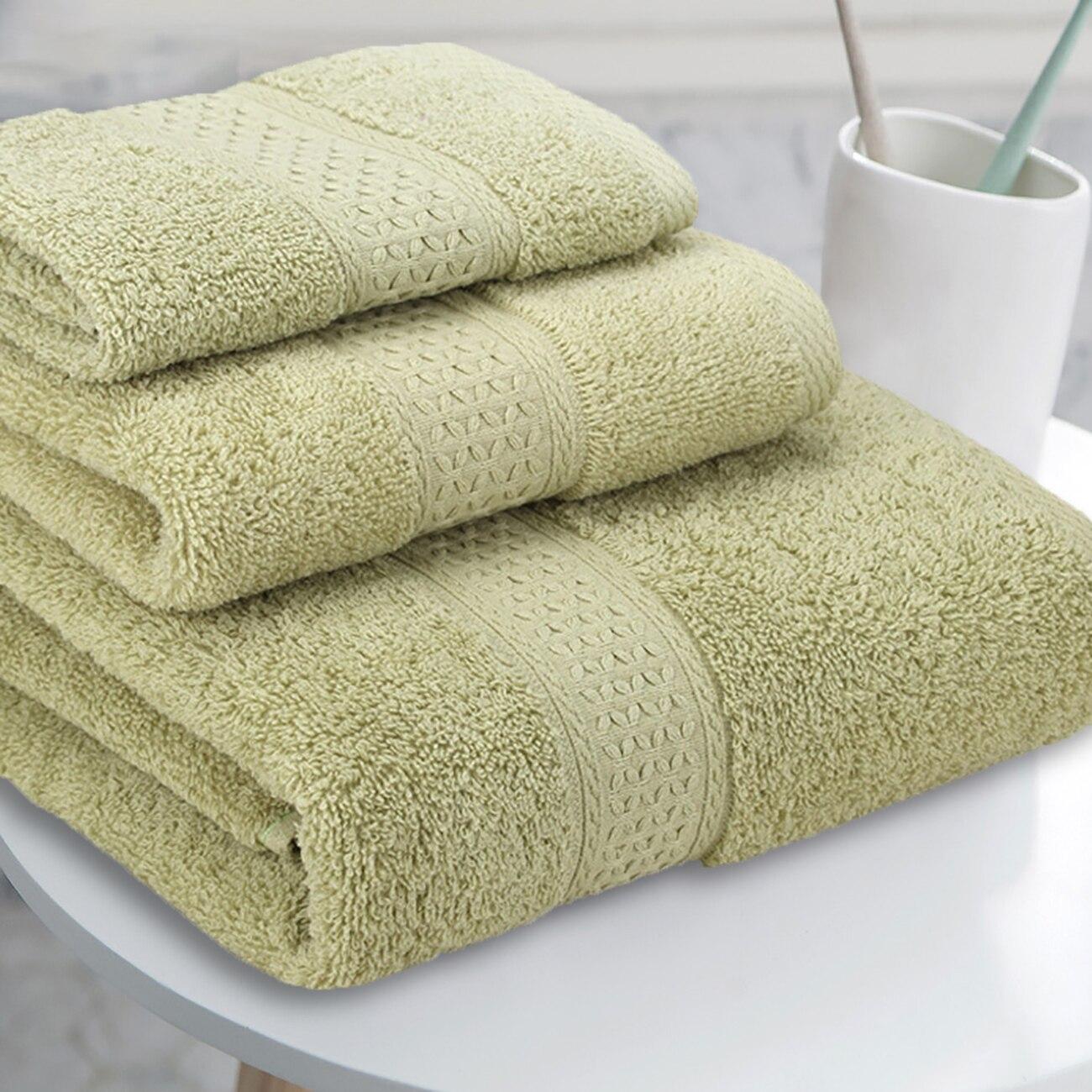 купить комплект полотенец