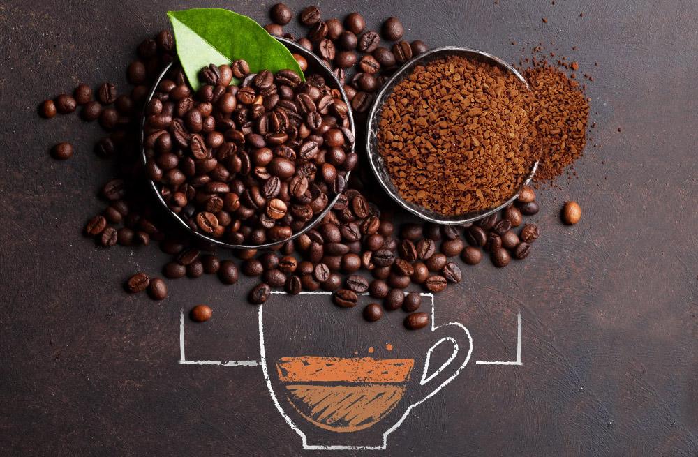 растворимый кофе купить