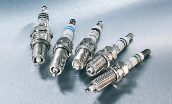 Свечи зажигания — важный элемент двигателя любого авто