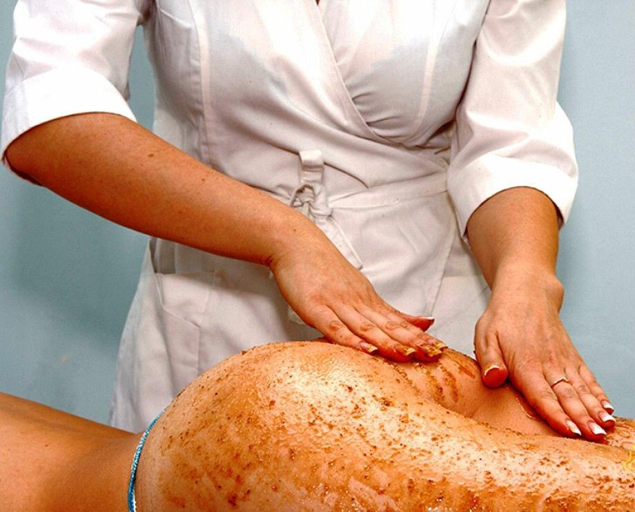 антицеллюлитный массаж цена