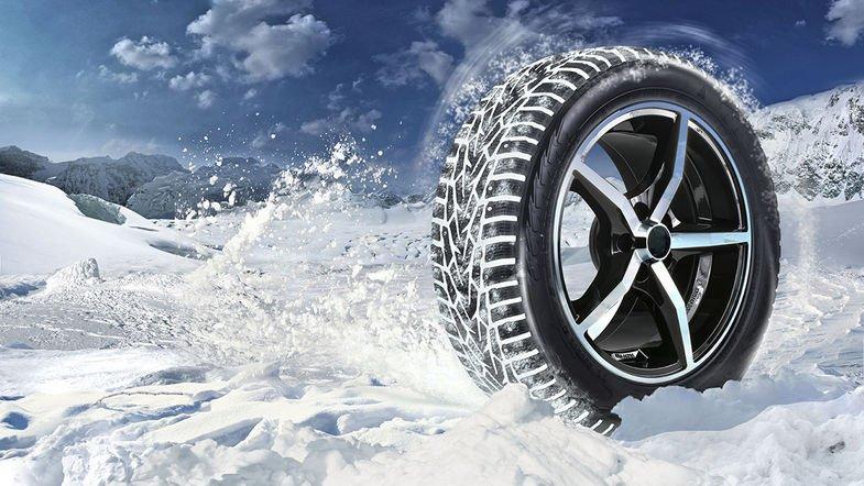 автомобильные шины зимние