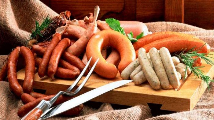 доставка колбасных изделий