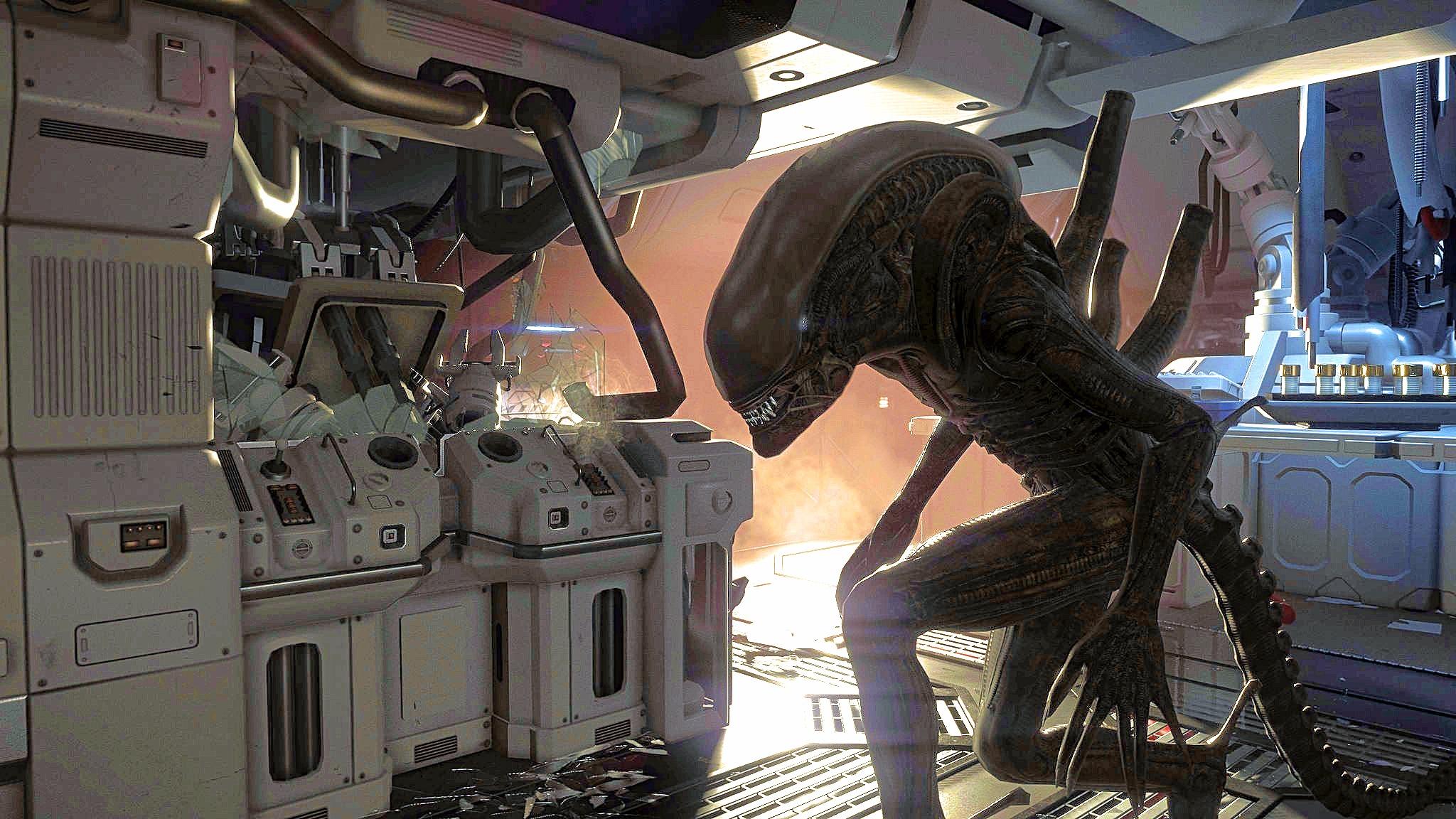 Alien: Isolation отзывы