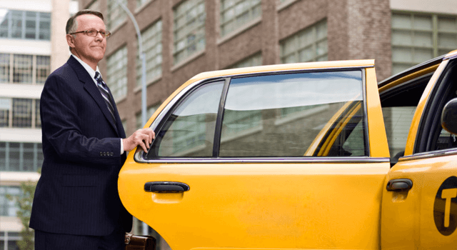 престижное такси