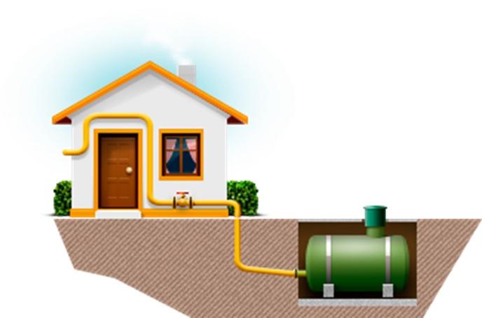 Преимущества газового отопления