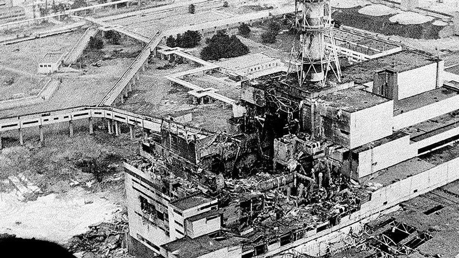 заказать вертолетный тур в Чернобыль