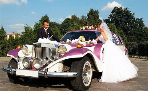 такси на свадьбу киев