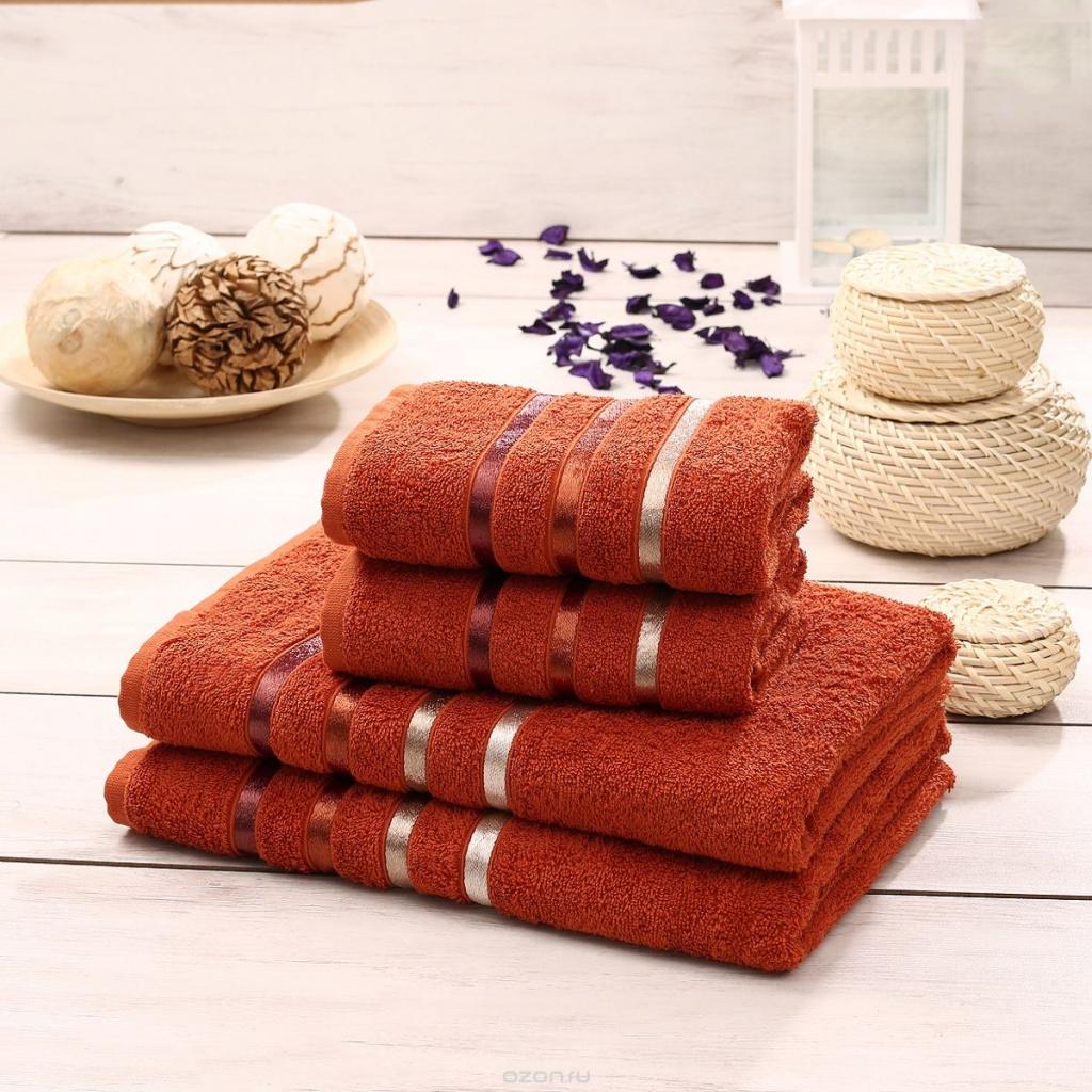 как подобрать правильный размер полотенец