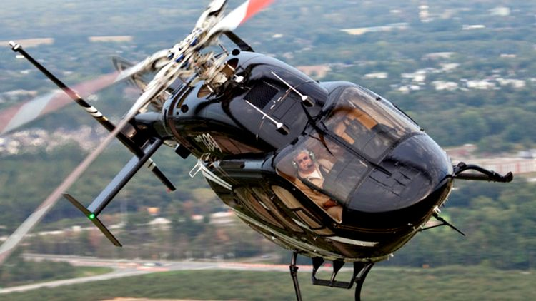 Преимущества аренды вертолета