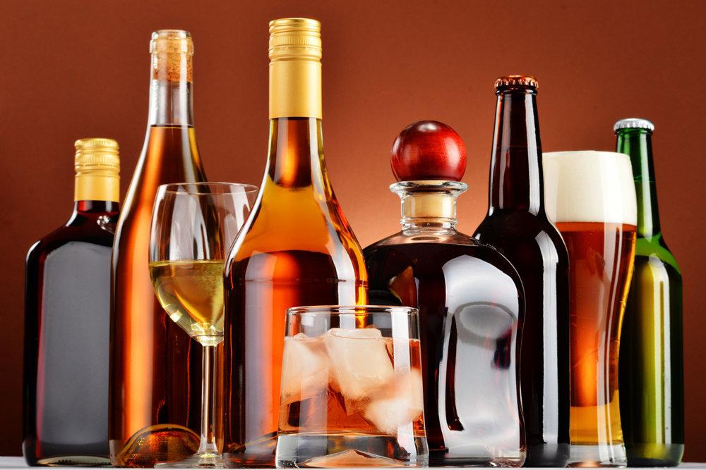 ассортимент алкоголя в онлайн-магазинах