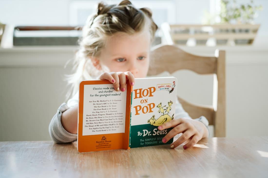 что читать дошкольнику